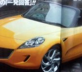 Mazda MX-5 (ロードスター) 2012